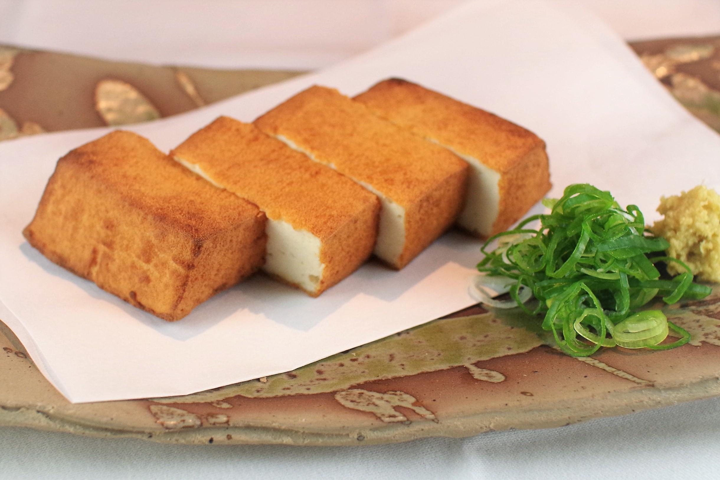 自家製豆腐の逸品5